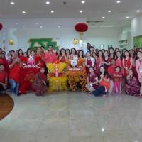 TSH Tawau Lion Dance 2015