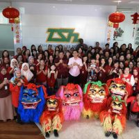 TSH Tawau Lion Dance 2019
