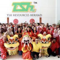 TSH KL Lion Dance 2020